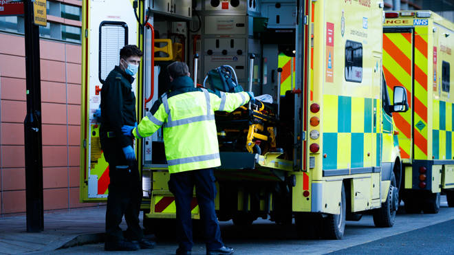 Paramedics will wear body cameras after a rise in attacks