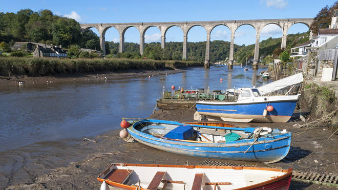 Towns and villages along the River Tamar could fall under the new Devon-wall seat