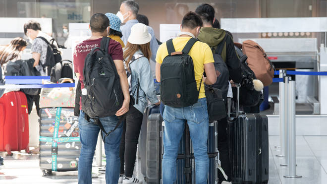 Changes are due to be made to the Government's travel list today