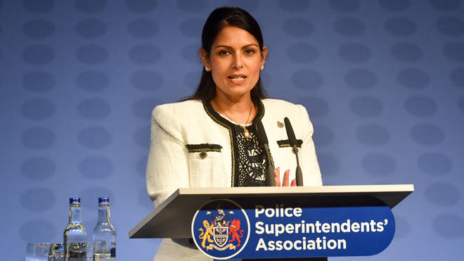 Home secretary Priti Patel launched the Safer Streets Fund to tackle crimes like burglary, robbery andtheft