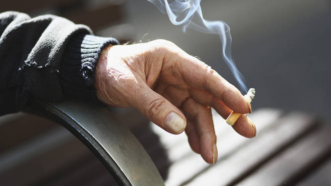 More local authorities are introducing smoking bans outside hospitality venues