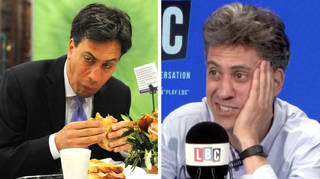 Ed Miliband: 'The bacon sandwich didn't lose me the election'