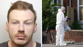 Daniel Boulton, left, has been charged with murder