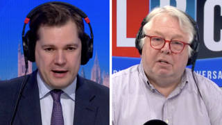 Portugal: 'Where was the green watch list Shapps promised?' Nick Ferrari asks Jenrick