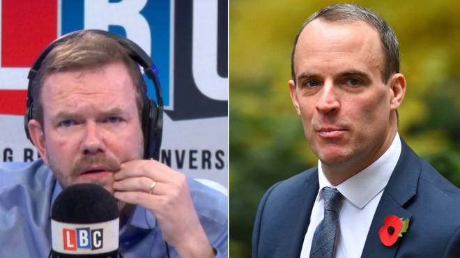 James O'Brien Dominic Raab