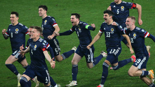 Euro 2020: Scotland's Group D fixtures, kick-off times, TV channel and live stream details