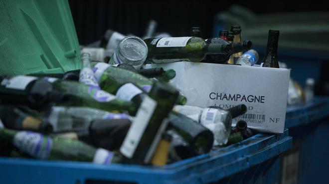 Bottle recyling
