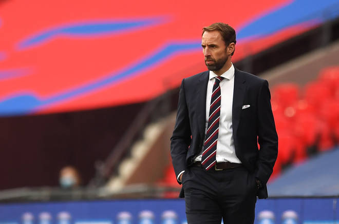 """England Manager Gareth Southgate has called on fans to think about how they would feel if it was """"their kids"""" being booed."""