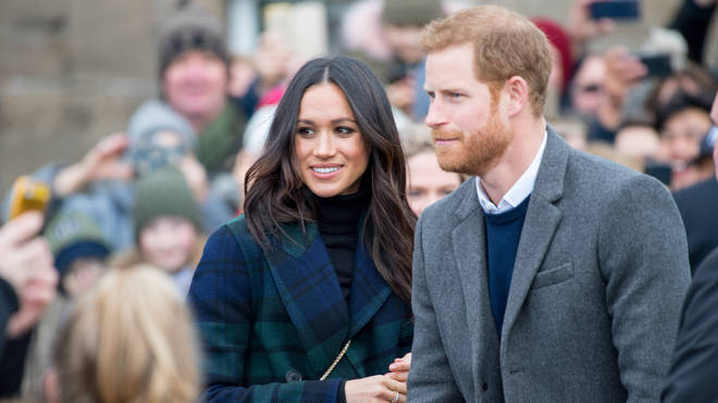 Harry and Meghan have welcomed their second child, a little girl name Lilibet