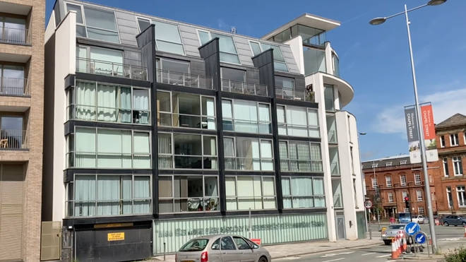 Leaseholders at Transport House in Salford have been landed with a £100,000 bill for fire safety works