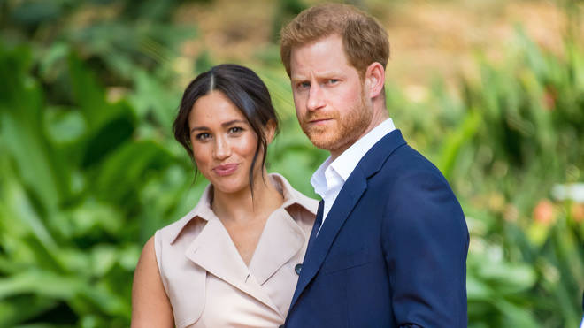 """Harry and Meghan&squot;s second child, Lilibet """"Lili"""" Diana Mountbatten-Windsor, was born on Friday"""
