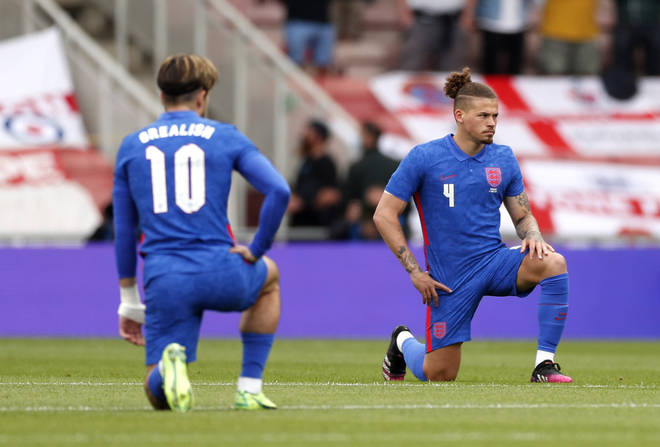 England footballers have decided to take the knee at the Euros