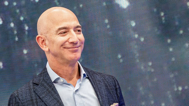 Jeff Bezos will fly to space next month