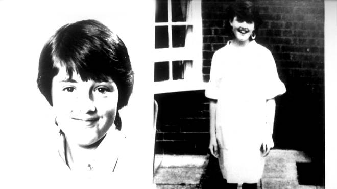 Schoolgirl Dawn Ashworth. The 15-year-old was found raped and murdered in the village of Narborough