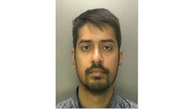 Abdul Hasib Elahi, 26, admitted 158 offences