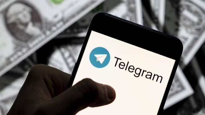 Elahi used the Telegram app for much of his criminal activity