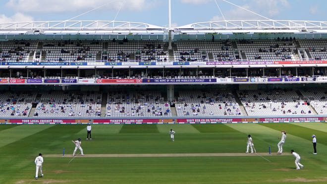 A second England cricketer is being investigated following claims of a historical offensive tweet