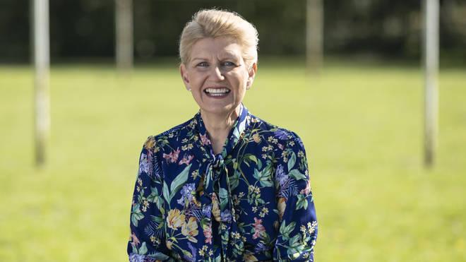 Debbie Hewitt will become the permanent successor to Greg Clarke