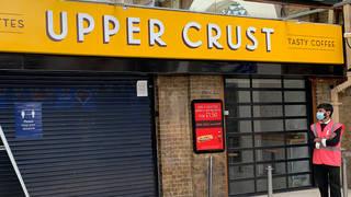 Upper Crust store