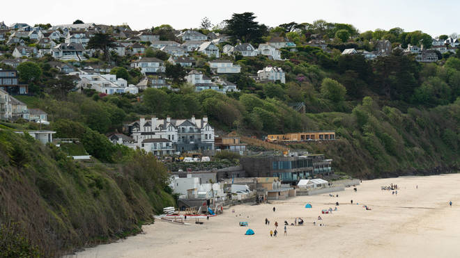 G7 leaders will meet in Carbis Bay, Cornwall this weekend