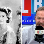 Queen's portrait removal a 'nonsense story', Oxford graduate tells James O'Brien