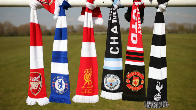 Arsenal, Chelsea, Liverpool, Manchester City, Manchester United and Tottenham have been fined £22m between them