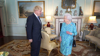 "Boris Johnson supports Gavin Williamson's branding of the move as ""absurd"""