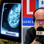 Cancer crisis: 'I'm fearful for my own life', caller tells Eddie Mair