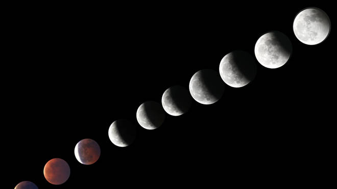 The partial solar eclipse will begin shortly after 10am