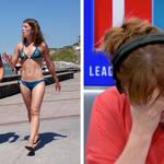 Shelagh Fogarty challenges caller over her views on girls in bikinis