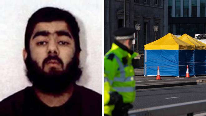 Jurors have said officers lawfully killed Usman Khan during the 2019 London Bridge attack