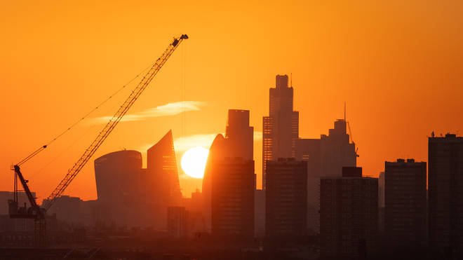 London's top index closed up on Thursday