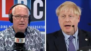 Brexit: 'Leave voters will soon realise they were conned,' says caller