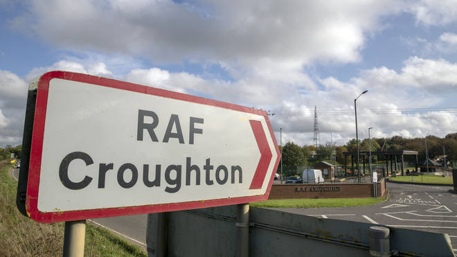 Harry Dunn died after his motorbike collided with a car near RAF Croughton