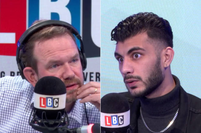 James O'Brien's interview with Shahmir Sanni was remarkable