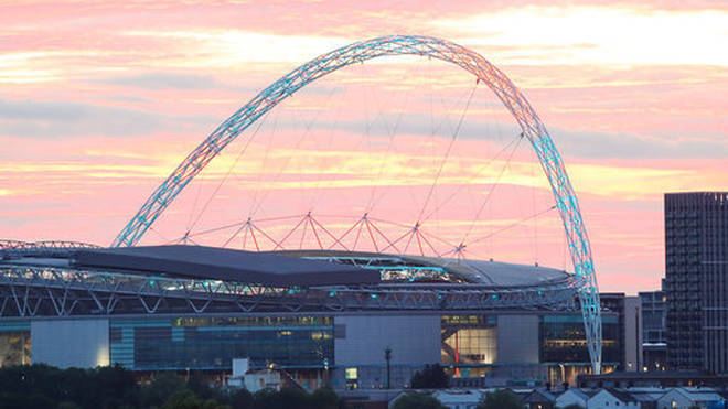 The Euro 2020 semi-finals and finals will be held at Wembley, London