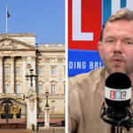 Minimum wage cleaner suddenly reveals her royal links to James O'Brien