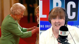 The 'empire' in honours awards is 'icky', says OBE recipient