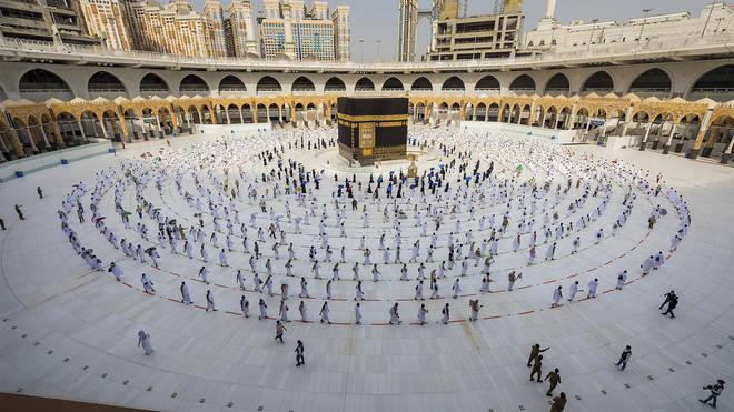 Saudi Hajj