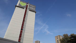 """A survivor of the Grenfell Tower disaster has said ex-residents are still being """"denied swift justice"""" four years on from the catastrophic fire"""