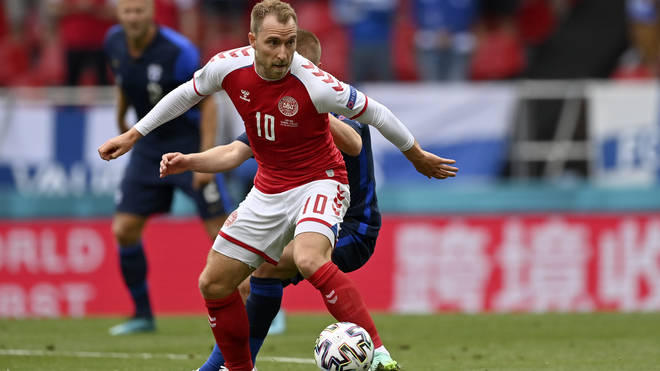 It comes after Danish footballer Christian Eriksen suffered a cardiac arrest during his side's Euro 2020 game against Finland on Saturday