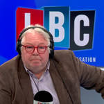 Nick Ferrari challenged the minister over the G7 beach BBQ backlash
