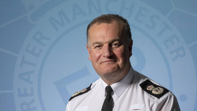 Stephen Watson became Chief constable of Greater Manchester Police in May.