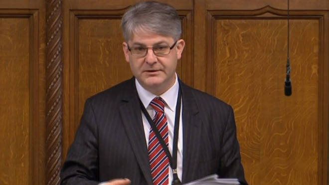 """Tory MP Philip Davies blasted the plans, saying he was """"frustrated beyond belief"""" at the news"""
