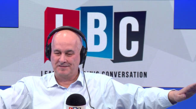 Iain Dale was forced to calm down the panellists