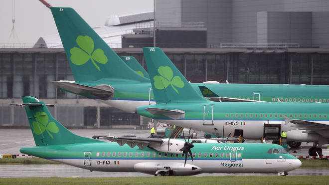 Arrivals in Ireland from Britain will need to quarantine for 5-14 days depending on their vaccination status and whether they take PCR test