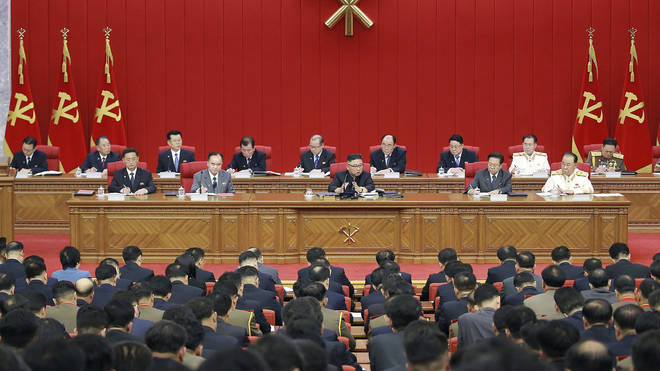 Experts widely doubt North Korea's claim it has not had a single Covid-19 case, given its poor health infrastructure and a porous border with China, its major ally and economic lifeline.
