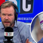 James pondered the issue on his LBC radio show