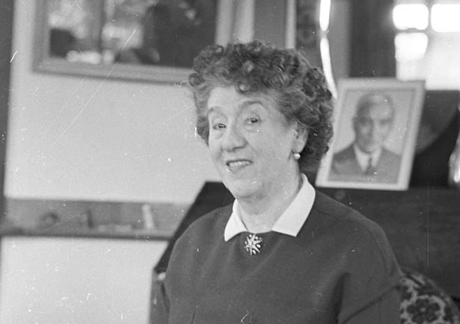 """Enid Blyton has had criticism for """"racism, xenophobia and lack of literary merit"""" in her work highlighted by English Heritage"""