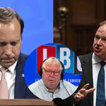 Nick questioned the minister over Matt Hancock